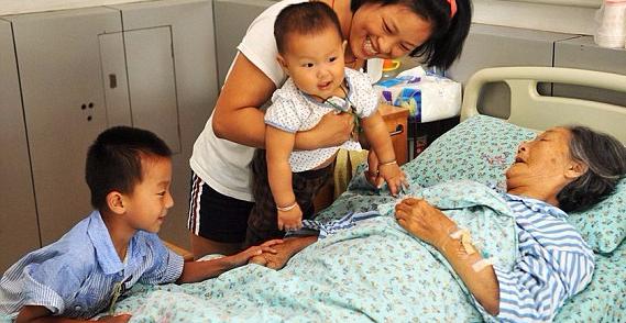 lou xiaoying in bed