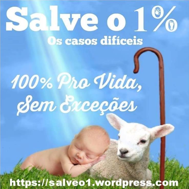 logo salve o 1%